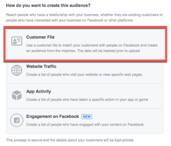 7 easy and effective customer segments to target in facebook ads