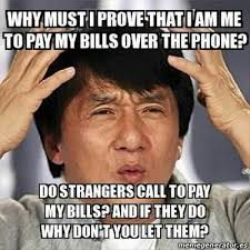 Talking On The Phone Meme - when someones talking about something serious funny meme