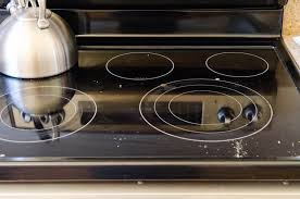 Gas Cooktop Vs Electric Cooktop How To Clean A Glass Electric Stovetop Kitchn