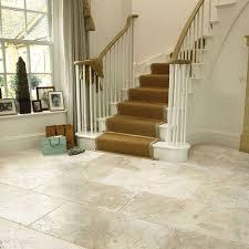 tumbled travertine floor tiles style home design marvelous