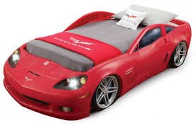 corvette beds step2 corvette convertible toddler to bed with lights your