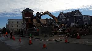 Shirley Street Beach House Demolition Of The Jewish Temple Corner Of Nahant And Shirley