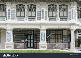 colonial house singapore stock photo 122286934 shutterstock
