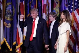 shock and euphoria as trump takes white house trump al jazeera
