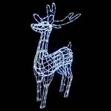 Deer Christmas Lights Christmas Lights Led Tree Lights Dunelm