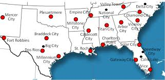 Blank Map Southeast States by Southern Capitals States Youtube Nrevss Rsv Regional Trends Cdc