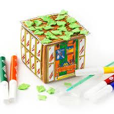sukkah kits sale brilliant build your own edible sukkah cookie kit kids paint a