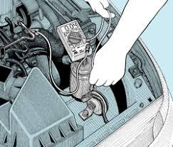 fixing a dead horn