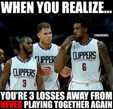 Clippers Memes - 9 best memes of the los angeles clippers choking against the utah