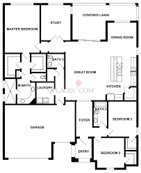 perdido key floorplan 2446 sq ft vitalia at tradition