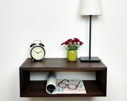 Floating Nightstand Shelf Wall Mounted Nightstand Shelf Wall Mount Ideas