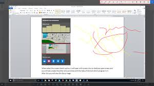 how to use the windows ink workspace in windows10