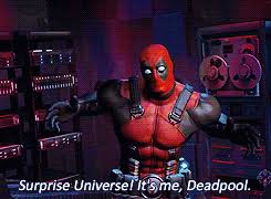 deadpool wade wilson ultimate spider man ultimate spiderman