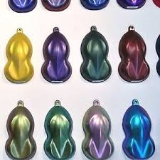 colorshift shifting chameleon flip pearl pigment powder plasti dip