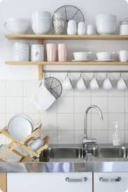 Kitchen Open Shelves Ideas by 23 Best Kitchen Ideas Images On Pinterest Home Kitchen And Open