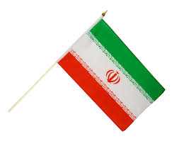 National Flag Iran Iran Hand Waving Flag 12 X 18 Inch Best Buy Flags Co Uk