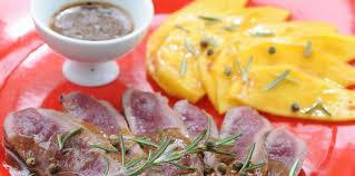 cuisiner les magrets de canard magrets de canard au poivre vert facile recette sur cuisine