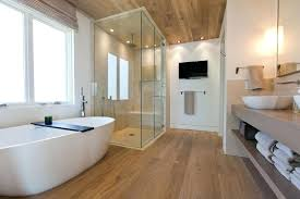 bathroom hardwood flooring ideas wood floors bathrooms stunning bathroom with hardwood flooring wood