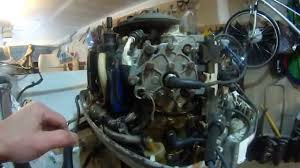 johnson 90hp outboard no spark fixed troubleshoot starting