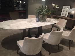Dining Tables Oval Trip Into The World Of Stylish Dining Tables