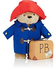 yottoy paddington bear suitcase barneys york