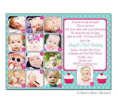 1st birthday invitation ideas for a tags 1st birthday
