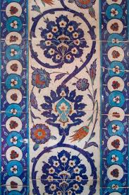 Ottoman Tiles Ottoman Tiles Background Stock Editorial Photo Anilozer112