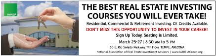 upcoming real estate investment courses from national association