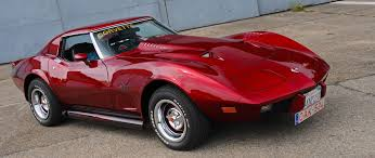 75 stingray corvette visitors rides