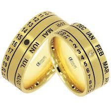 modele de verighete verighete personalizate wedding day aur galben verighete