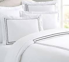 Bed And Bath Duvet Covers Pearl Organic Duvet Cover U0026 Sham Pottery Barn