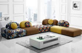 floor couch ideas u2013 the unconventional living room furniture