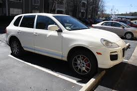 porsche cayenne 2008 turbo 2008 porsche cayenne turbo diminished value car appraisal