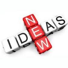 new ideas georgemonteith