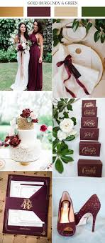 wedding colors the stunning colors of white burgundy wedding top 10 gold wedding color ideas for 2017 trends green weddings