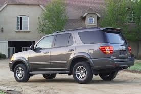toyota sequoia reliability 2003 toyota sequoia reviews and rating motor trend