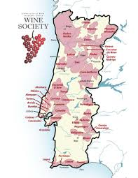 Spain Regions Map by Portugal Wine Region Map Sommelier Oenology Pinterest