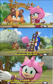 Sonic Boom Meme - alright then amy sonic boom know your meme