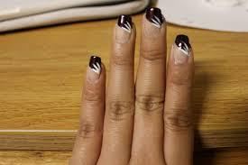 nail art design at home home design ideas lines nail art designs