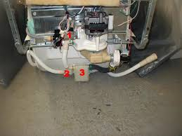Kenmore Dishwasher Will Not Start Ge Dishwasher Will Not Drain On Last Rinse Cycle