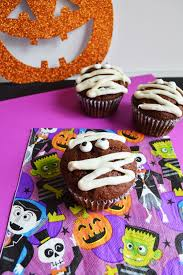 mummy cupcakes recipe for halloween