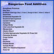 this is in your food u2026 and you probably don u0027t even know it