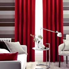 curtains red curtains bedroom horrible u201a amusing living room