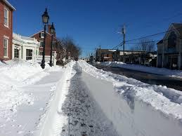 Freeport Clean Cut Sidewalks In Freeport Maine Imgur
