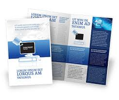 brochure design software software brochure templates design and layouts poweredtemplate
