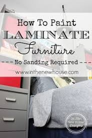 Upcycle Laminate Furniture - let me start by saying that i don u0027t advocate going out of your way