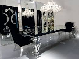 Awesome Black Dining Rooms Photos Home Design Ideas - Black dining room sets