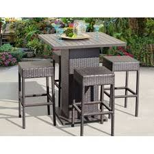 small patio table set patio dining sets you ll love wayfair