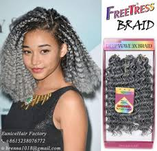 how to style crochet braids with freetress bohemia hair 3pcs pack synthetic braiding hair freetress braids deep wave twist