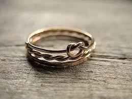 what is an infinity ring knot ring meaning engagement rings